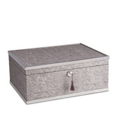 L'OBJET FORTUNY MORESCO DECORATIVE BOX LARGE