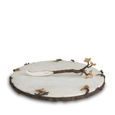 L'OBJET MULLBRAE CHEESE SERVING SET