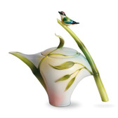 FRANZ BAMBOO SONG BIRD TEAPOT