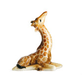 FRANZ ENDLESS BEAUTY GIRAFFE BABY FIGURINE