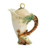 FRANZ ENDLESS BEAUTY GIRAFFE TEAPOT