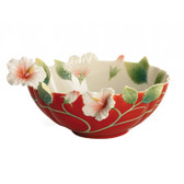 FRANZ ISLAND BEAUTY HIBISCUS FLOWER BOWL