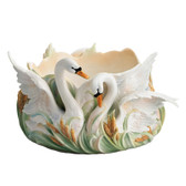 FRANZ SWAN LAKE SALAD BOWL