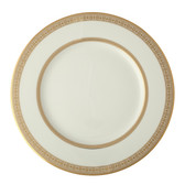 PROUNA GOLDEN LEAVES CHARGER PLATE