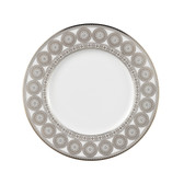 PROUNA PLATINUM LEAVES SALAD PLATE
