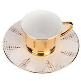 PROUNA ADONIS TEA CUP AND SAUCER