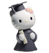 NAO GRADUATION DAY HELLO KITTY FIGURINE
