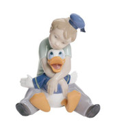 NAO DAYDREAMING WITH DONALD DISNEY FIGURINE