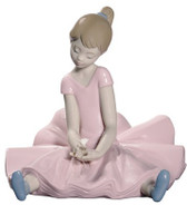 NAO DREAMY BALLET COLOR SPLASH FIGURINE