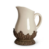 GG ACANTHUS LEAF PITCHER