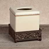 GG CERAMIC CREAM TISSUE BOX