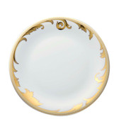 VERSACE ARABESQUE GOLD DINNER PLATE