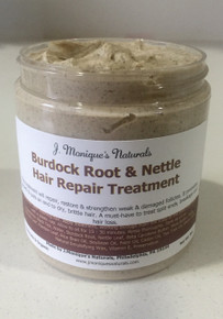 Burdock Root & Nettle Hair Repair Treatment