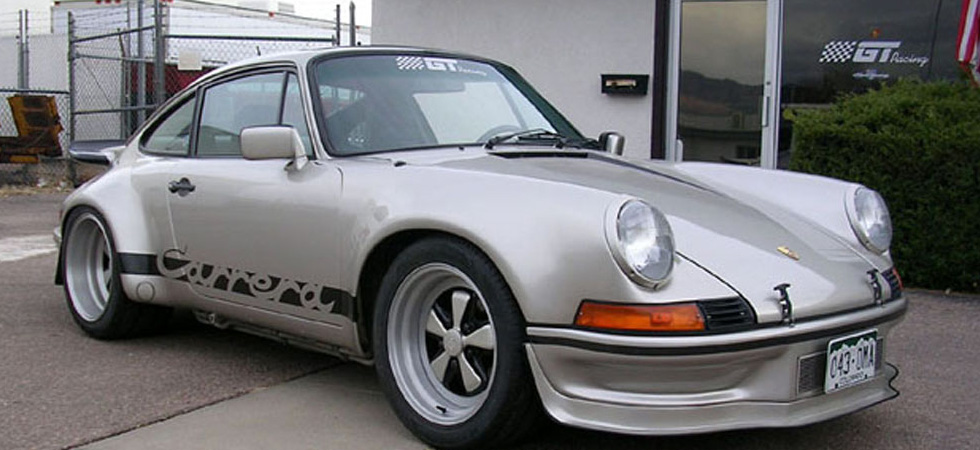 Manufacturer of Lightweight Porsche Parts