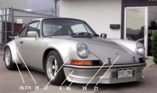 1973 RSR Style kit