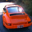 911 RS ducktail on customer car