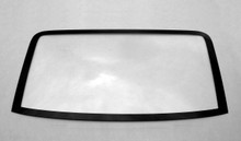 Factory style polycarbonate front windshield