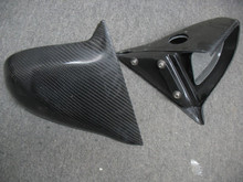 996 GT3 Cup Style Mirrors for steel (Stock) doors Part# 605