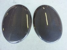 Porsche 997 Headlight Covers