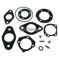 Genuine Kohler Carburetor Kit for K181-K341,M8-M16 & MV16-MV20 & KT Series w/Walro Carbs., Replaces 2575711/2557511-S