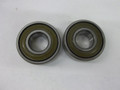 "Cub Cadet 38"" 2 Spindle Deck Bearings Original 70 470880-R91 465003-R91"