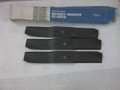 "Cub Cadet 3165 3185 3186 3204 3205 3206 3208 3225 3235 3240 GT3235 GT3204 48"" Mower Deck Blades Part No. 759-3825"