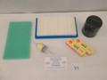 John Deere Models X300 X304 X300R Engine Tune Up Maintenance Filter Kit (kit#33)