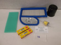 John Deere LT180 LT190 LTS180 LX277 LX280 GT235 Tune Up Maintenance Filter Kit (kit#38)