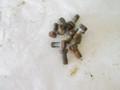 Cub cadet 10 used lug bolts (20-E3)