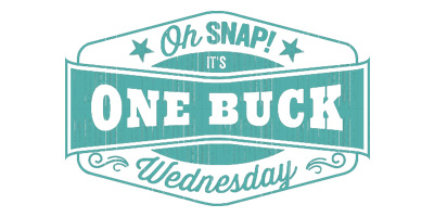 Image result for one buck wednesday