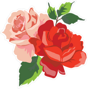 Roses SVG Cut File