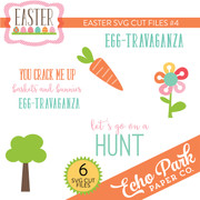 Easter SVG Cut Files #4