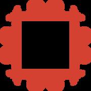 Frame #4 SVG Cut File