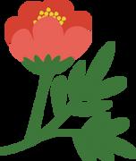Family Flower SVG Cut File