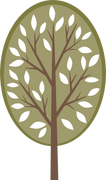 Tree #2 SVG Cut File