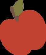 Apple SVG Cut File