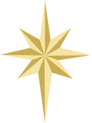 Christmas Star SVG Cut File