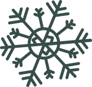 Christmas Snowflake #4 SVG Cut File