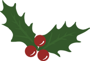 Mistletoe #2 SVG Cut File