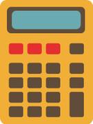 Calculator SVG Cut File