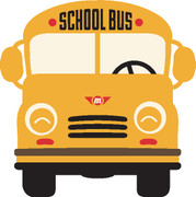 School Bus SVG Cut File