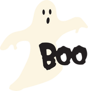 Boo #2 SVG Cut File