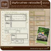 DayBrushes Reloaded - Journaling Brushes
