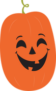 Jack-O-Lantern #3 SVG Cut File