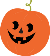 Jack-O-Lantern #2 SVG Cut File