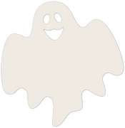 Ghost #2 SVG Cut File