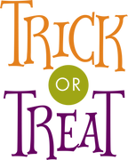 Trick Or Treat #4 SVG Cut File