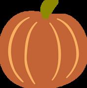 Pumpkin #2 SVG Cut File