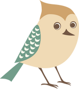 Bird #4 SVG Cut File