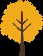 Autumn Tree SVG Cut File